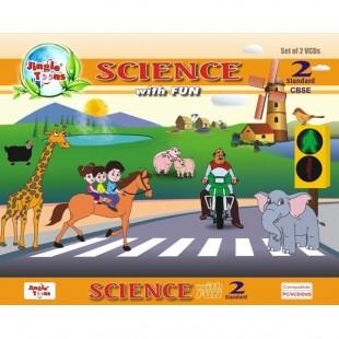 Science Std II (CBSE Pattern)