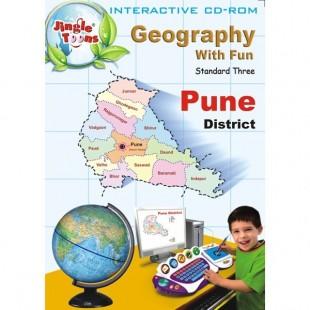 Pune Geography 3rd STD (Englishi)