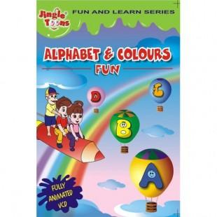 Alphabet & Colours Fun