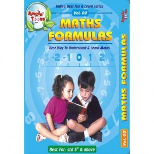Maths Formulas Vol. 02